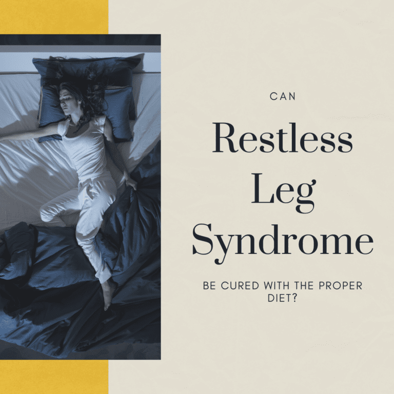 Restless Leg Syndrome and Diet