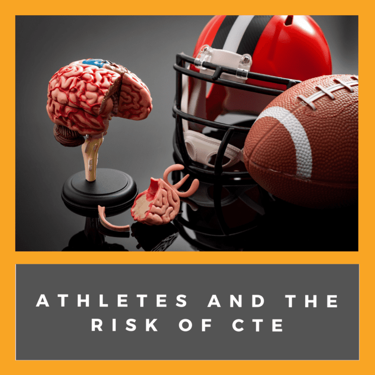 Athletes and the risk of CTE