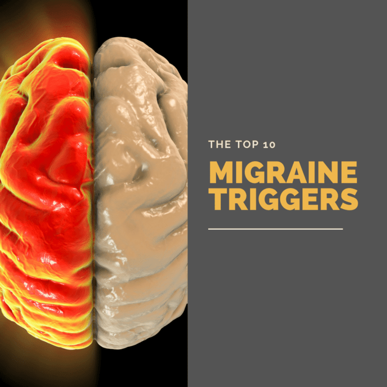 The Top 10 Migraine Triggers