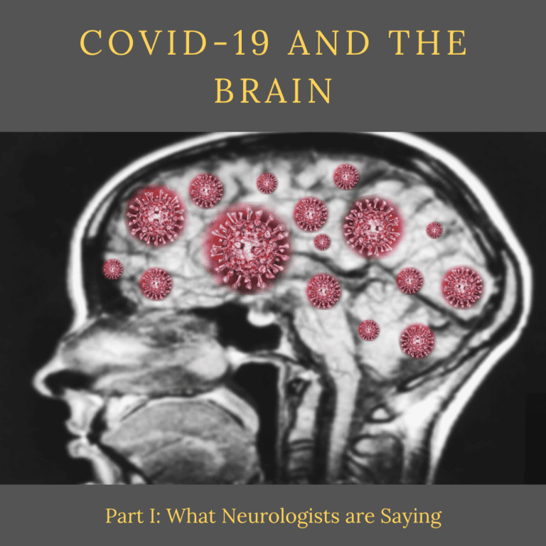 COVID-19 and the Brain_ part I