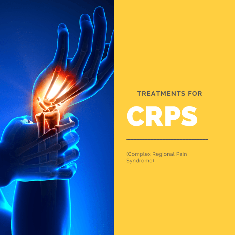 Treatments for CRPS
