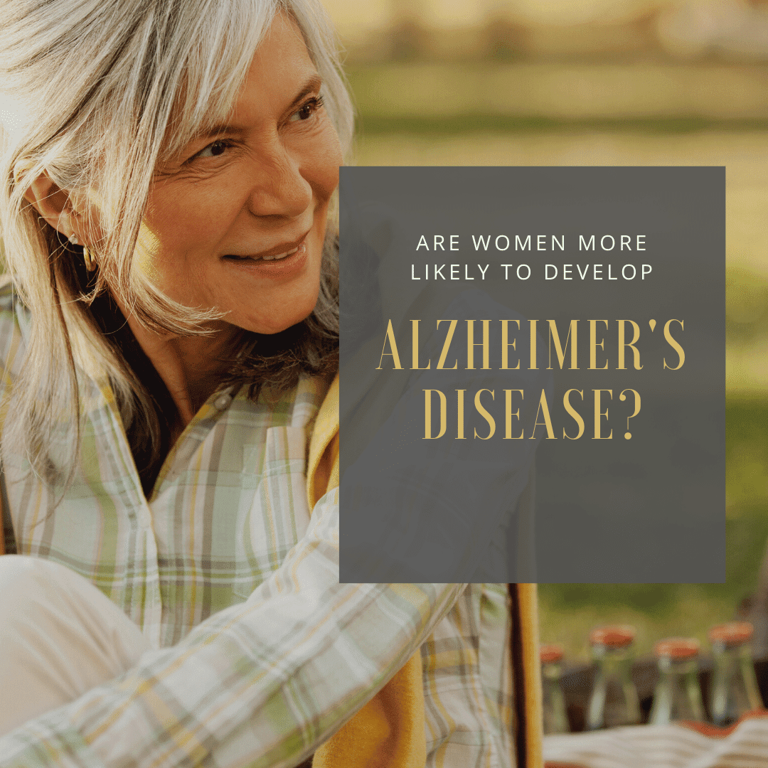 Are Women More Likely to develop Alzheimer's