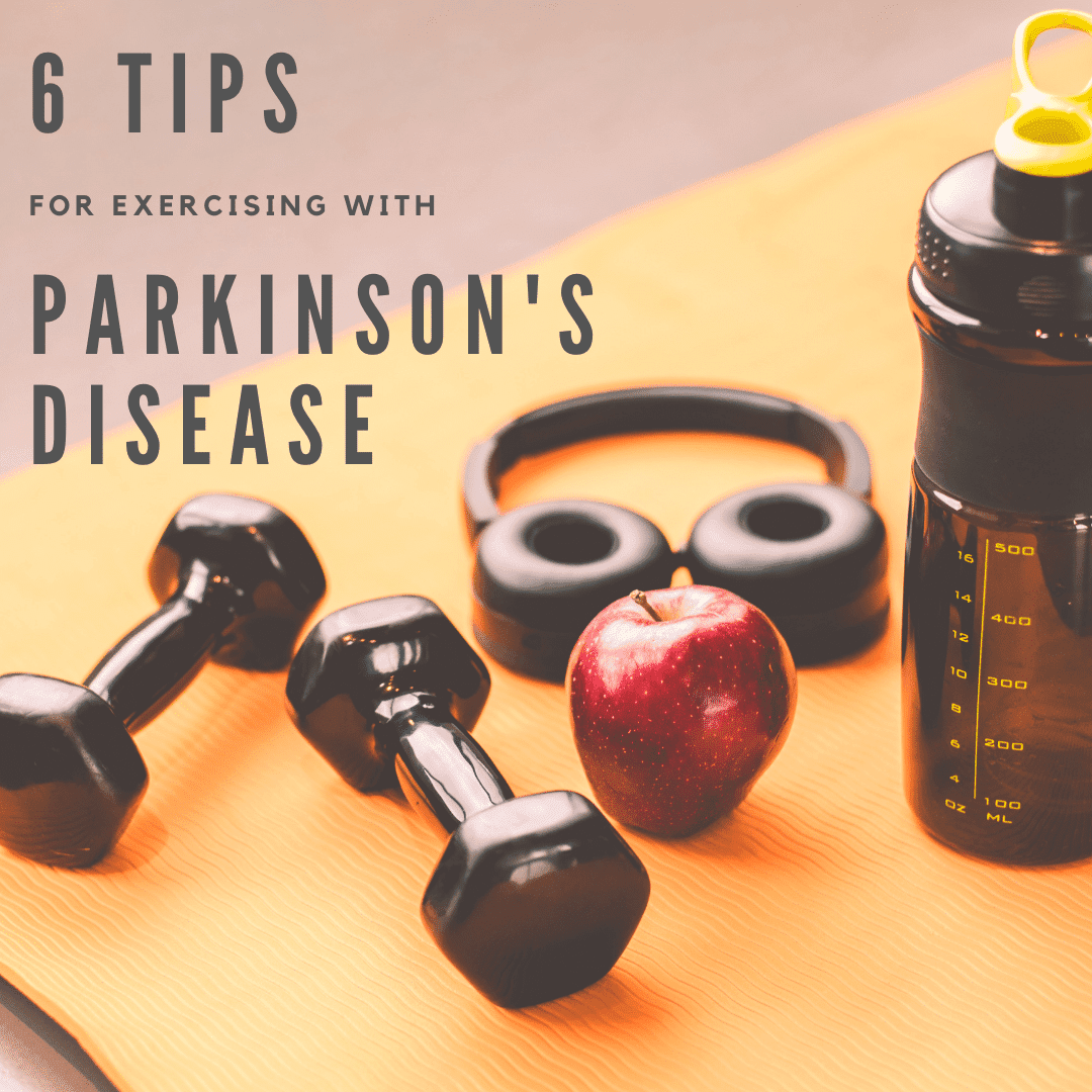 6 tips for exercising with parkinson's disease