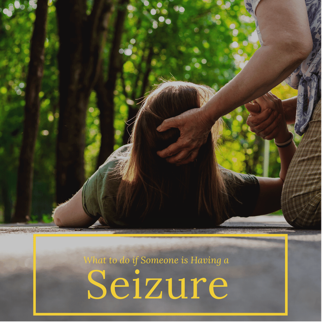 What to do if Someone is Having a seizure